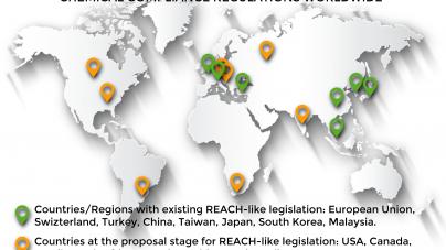 Achieve successful Global Compliance through digitalization