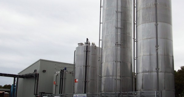 Brenntag blending solutions: New industrial facility at Lutterworth