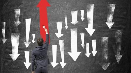 Survey shows downturn