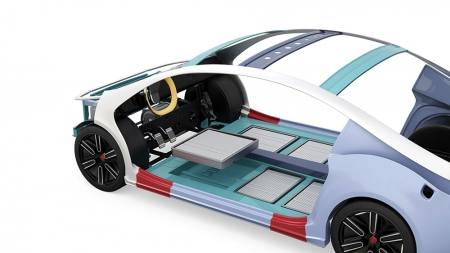 UK electric vehicle battery industry could be worth £2.7 billion per year for UK chemical companies