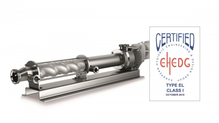 Beyond clean – SEEPEX's latest PC pump meets superior hygiene standards