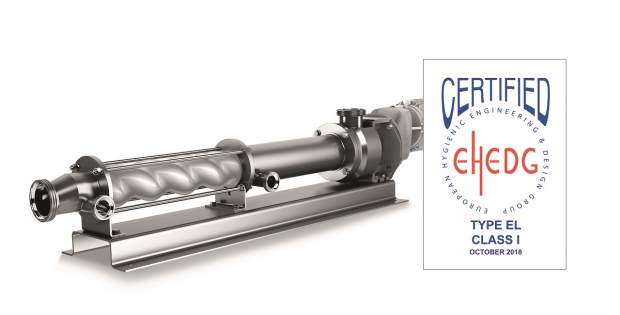 Beyond clean – SEEPEX's latest PC pump meets superior hygiene standards